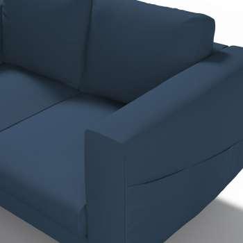 Pokrowiec na sofę Norsborg 2-osobową w kolekcji Cotton Panama, tkanina: 702-30