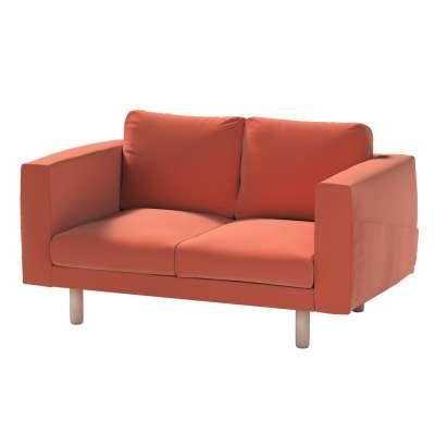 Pokrowiec na sofę Norsborg 2-osobową w kolekcji Ingrid, tkanina: 705-37