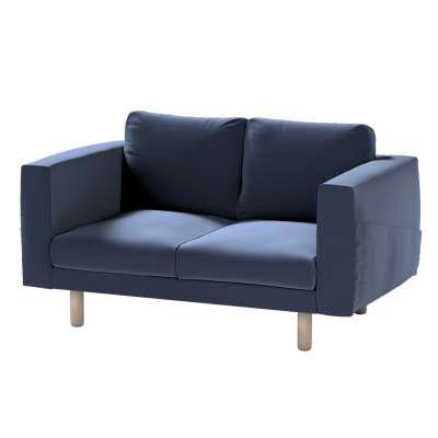Pokrowiec na sofę Norsborg 2-osobową w kolekcji Ingrid, tkanina: 705-39