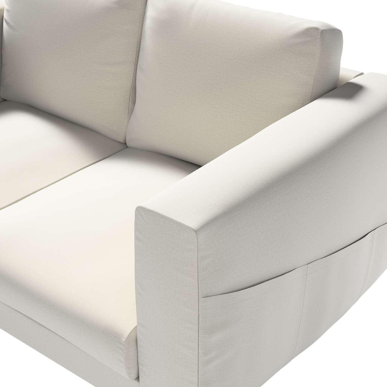Pokrowiec na sofę Norsborg 2-osobową w kolekcji Ingrid, tkanina: 705-40