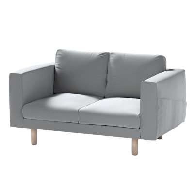 Pokrowiec na sofę Norsborg 2-osobową w kolekcji Ingrid, tkanina: 705-42