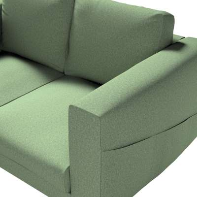Pokrowiec na sofę Norsborg 2-osobową w kolekcji Amsterdam, tkanina: 704-44