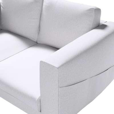 Pokrowiec na sofę Norsborg 2-osobową w kolekcji Amsterdam, tkanina: 704-45
