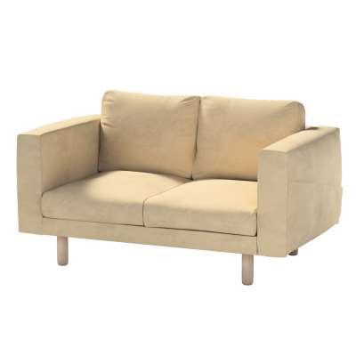 Pokrowiec na sofę Norsborg 2-osobową w kolekcji Living, tkanina: 160-82