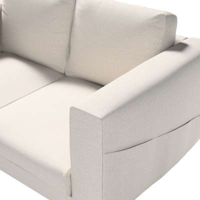 Pokrowiec na sofę Norsborg 2-osobową w kolekcji Living, tkanina: 161-00