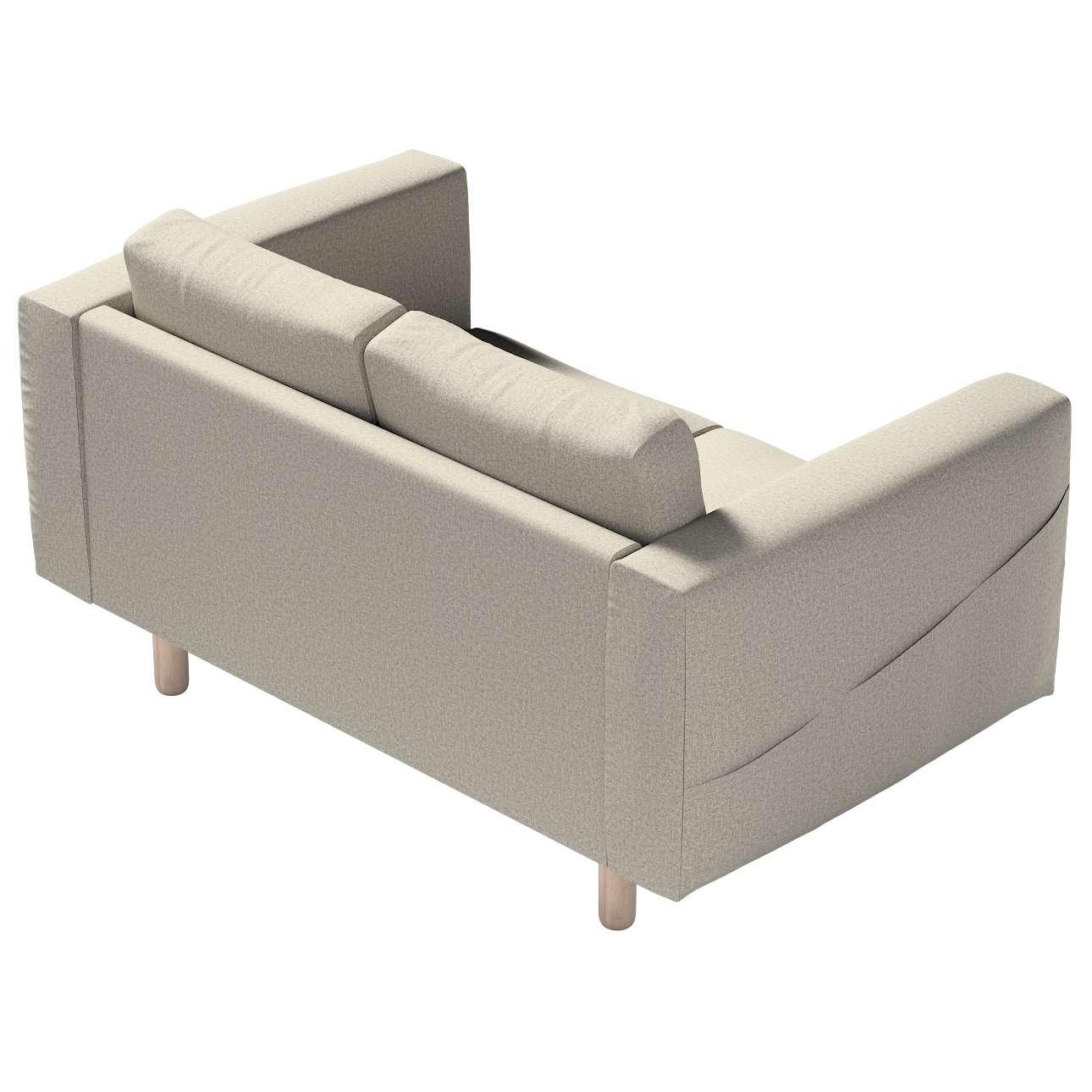 Pokrowiec na sofę Norsborg 2-osobową w kolekcji Madrid, tkanina: 161-23