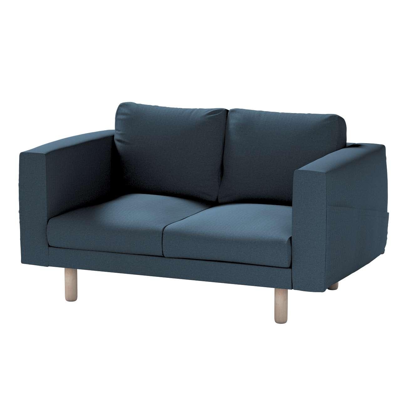 Pokrowiec na sofę Norsborg 2-osobową w kolekcji Etna, tkanina: 705-30