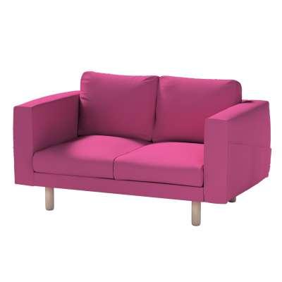 Pokrowiec na sofę Norsborg 2-osobową w kolekcji Living, tkanina: 161-29