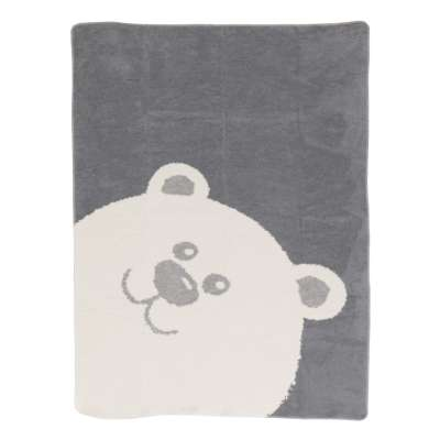 Kuscheldecke Cotton Cloud 150x200cm Teddy Bear