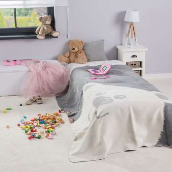 Kuscheldecke Cotton Cloud 150x200cm Teddy Bear