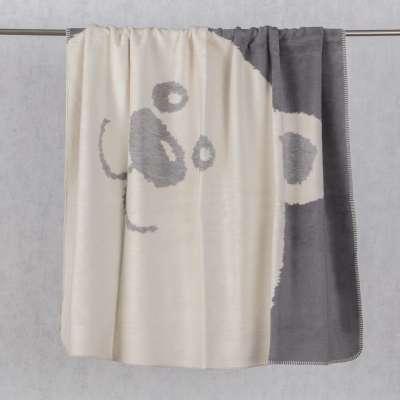 Cotton Cloud Blanket - Teddy Bear 150x200cm Blankets and Throws - Dekoria.co.uk