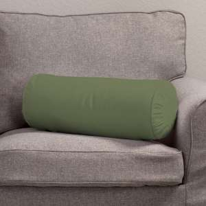 Ritinio formos  pagalvėlė su klostėmis Ø 20 x 50 cm kolekcijoje Jupiter, audinys: 127-52
