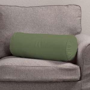 Ritinio formos  pagalvėlės užvalkalas su klostėmis Ø 20 x 50 cm kolekcijoje Jupiter, audinys: 127-52