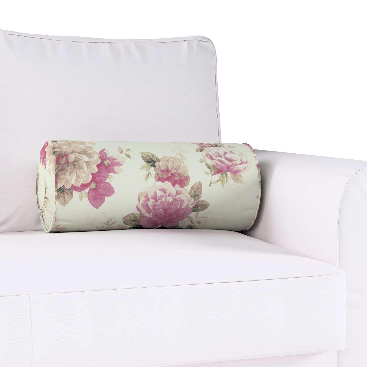 Ritinio formos  pagalvėlė su klostėmis kolekcijoje Mirella, audinys: 141-07