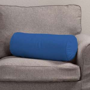 Ritinio formos  pagalvėlės užvalkalas su klostėmis Ø 20 x 50 cm kolekcijoje Jupiter, audinys: 127-61