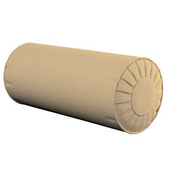 Nakkepude med folder fra kollektionen Cotton Panama, Stof: 702-01