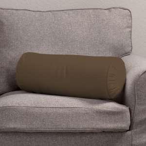 Ritinio formos  pagalvėlė su klostėmis Ø 20 x 50 cm kolekcijoje Cotton Panama, audinys: 702-02