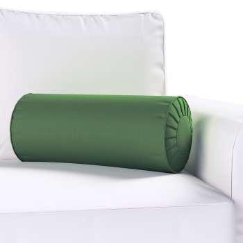 Ritinio formos  pagalvėlė su klostėmis Ø 20 x 50 cm kolekcijoje Cotton Panama, audinys: 702-06