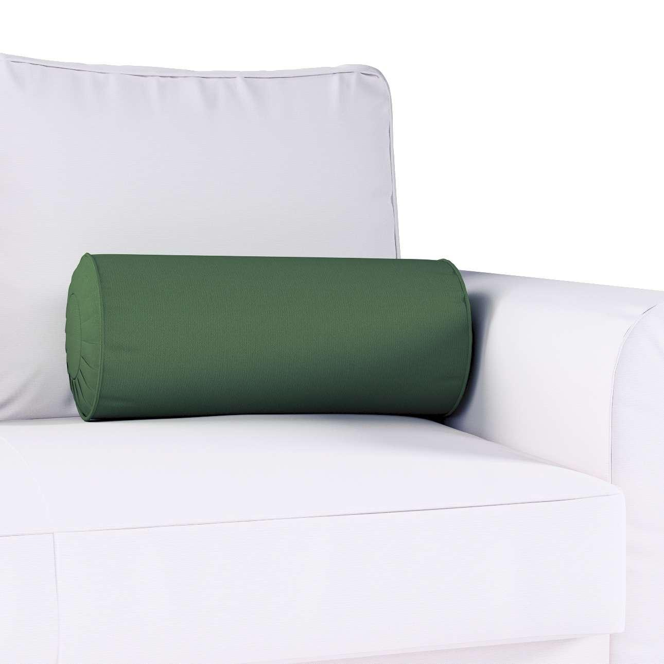 Nackenrolle mit Falten Ø 20 x 50 cm von der Kollektion Cotton Panama, Stoff: 702-06