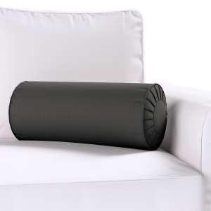 Ritinio formos  pagalvėlė su klostėmis Ø 20 x 50 cm kolekcijoje Cotton Panama, audinys: 702-08