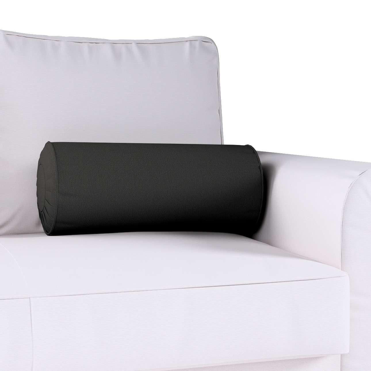 Nackenrolle mit Falten Ø 20 x 50 cm von der Kollektion Cotton Panama, Stoff: 702-08