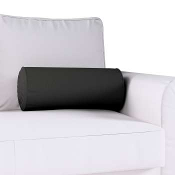 Bolster cushion with pleats in collection Panama Cotton, fabric: 702-08