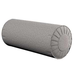 Ritinio formos  pagalvėlė su klostėmis Ø 20 x 50 cm kolekcijoje Edinburgh , audinys: 115-81