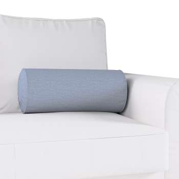 Bolster cushion with pleats in collection Chenille, fabric: 702-13