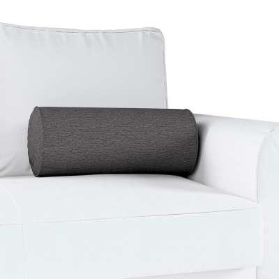 Poduszka wałek z zakładkami w kolekcji Chenille, tkanina: 702-20
