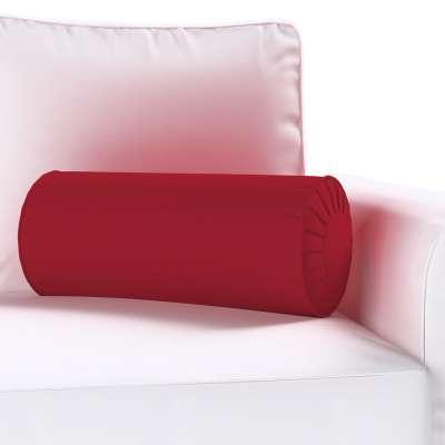 Poduszka wałek z zakładkami w kolekcji Chenille, tkanina: 702-24