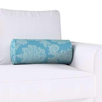 Ritinio formos  pagalvėlė su klostėmis Ø 20 x 50 cm kolekcijoje Damasco, audinys: 613-67