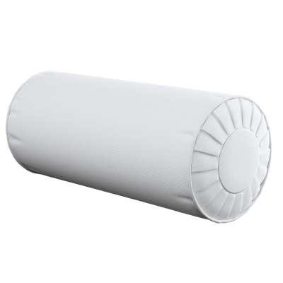Poduszka wałek z zakładkami w kolekcji Loneta, tkanina: 133-02