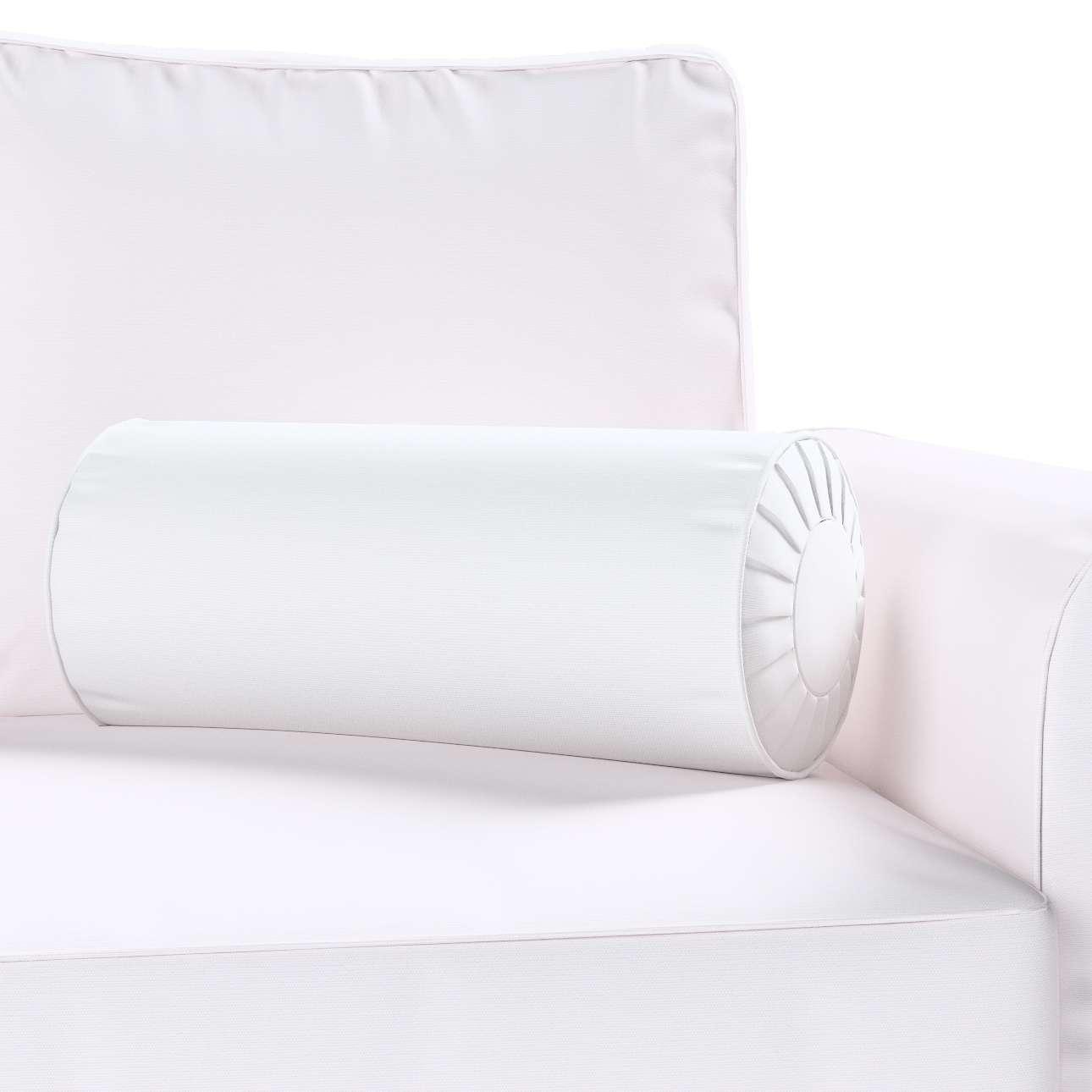 Ritinio formos  pagalvėlės užvalkalas su klostėmis Ø 20 x 50 cm kolekcijoje Loneta , audinys: 133-02