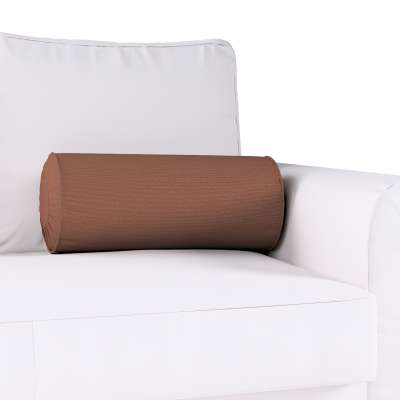 Poduszka wałek z zakładkami w kolekcji Loneta, tkanina: 133-09