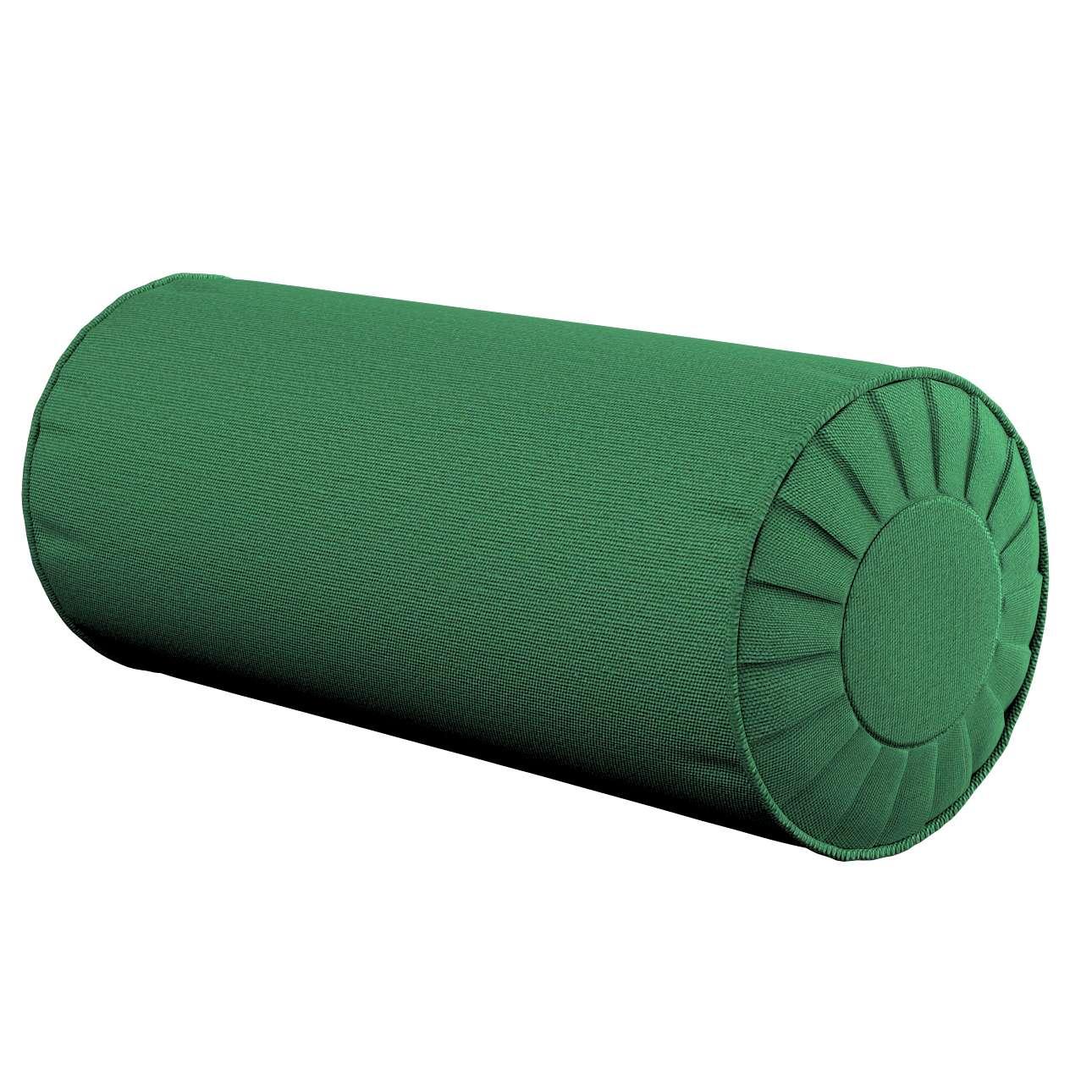 Ritinio formos  pagalvėlės užvalkalas su klostėmis Ø 20 x 50 cm kolekcijoje Loneta , audinys: 133-18