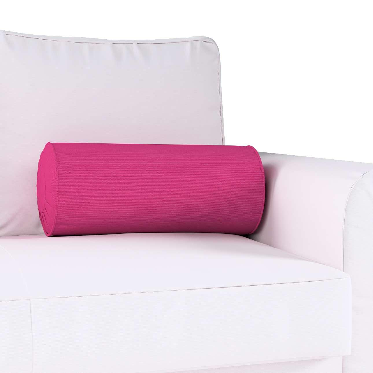 Ritinio formos  pagalvėlė su klostėmis Ø 20 x 50 cm kolekcijoje Loneta , audinys: 133-60