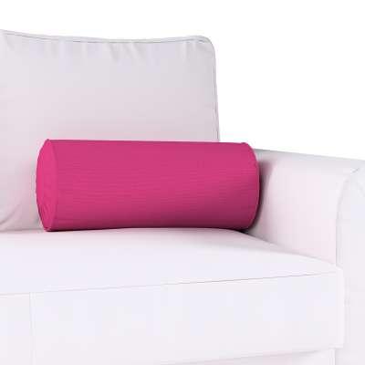 Poduszka wałek z zakładkami w kolekcji Loneta, tkanina: 133-60