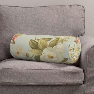 Ritinio formos  pagalvėlės užvalkalas su klostėmis Ø 20 x 50 cm kolekcijoje Londres, audinys: 123-65