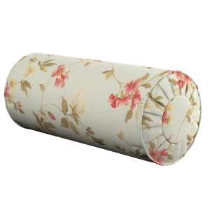 Ritinio formos  pagalvėlė su klostėmis Ø 20 x 50 cm kolekcijoje Londres, audinys: 124-65