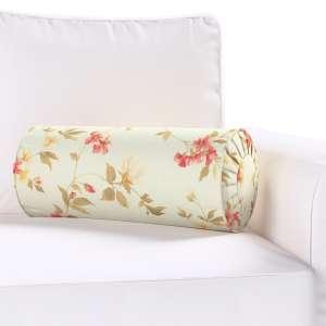 Ritinio formos  pagalvėlės užvalkalas su klostėmis Ø 20 x 50 cm kolekcijoje Londres, audinys: 124-65