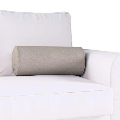 Poduszka wałek z zakładkami w kolekcji Etna, tkanina: 705-09
