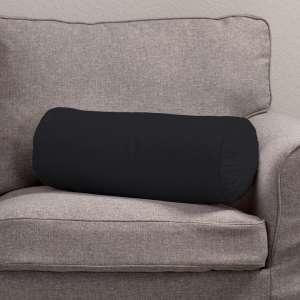 Ritinio formos  pagalvėlė su klostėmis Ø 20 x 50 cm kolekcijoje Etna , audinys: 705-00