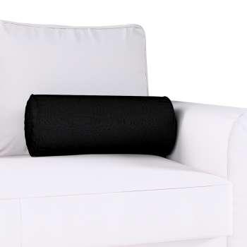 Poduszka wałek z zakładkami Ø20x50cm w kolekcji Etna , tkanina: 705-00