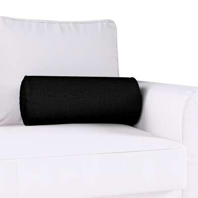 Poduszka wałek z zakładkami w kolekcji Etna, tkanina: 705-00