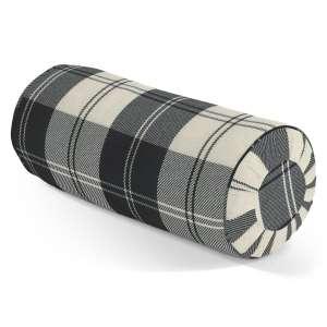 Ritinio formos  pagalvėlė su klostėmis Ø 20 x 50 cm kolekcijoje Edinburgh , audinys: 115-74