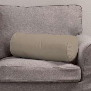 Ritinio formos  pagalvėlė su klostėmis Ø 20 x 50 cm kolekcijoje Cotton Panama, audinys: 702-28