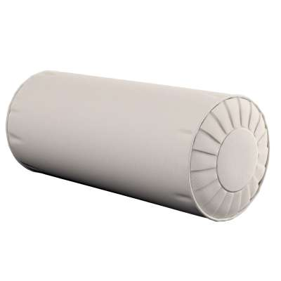 Nackenrolle mit Falten 702-31 hellgrau  Kollektion Cotton Panama