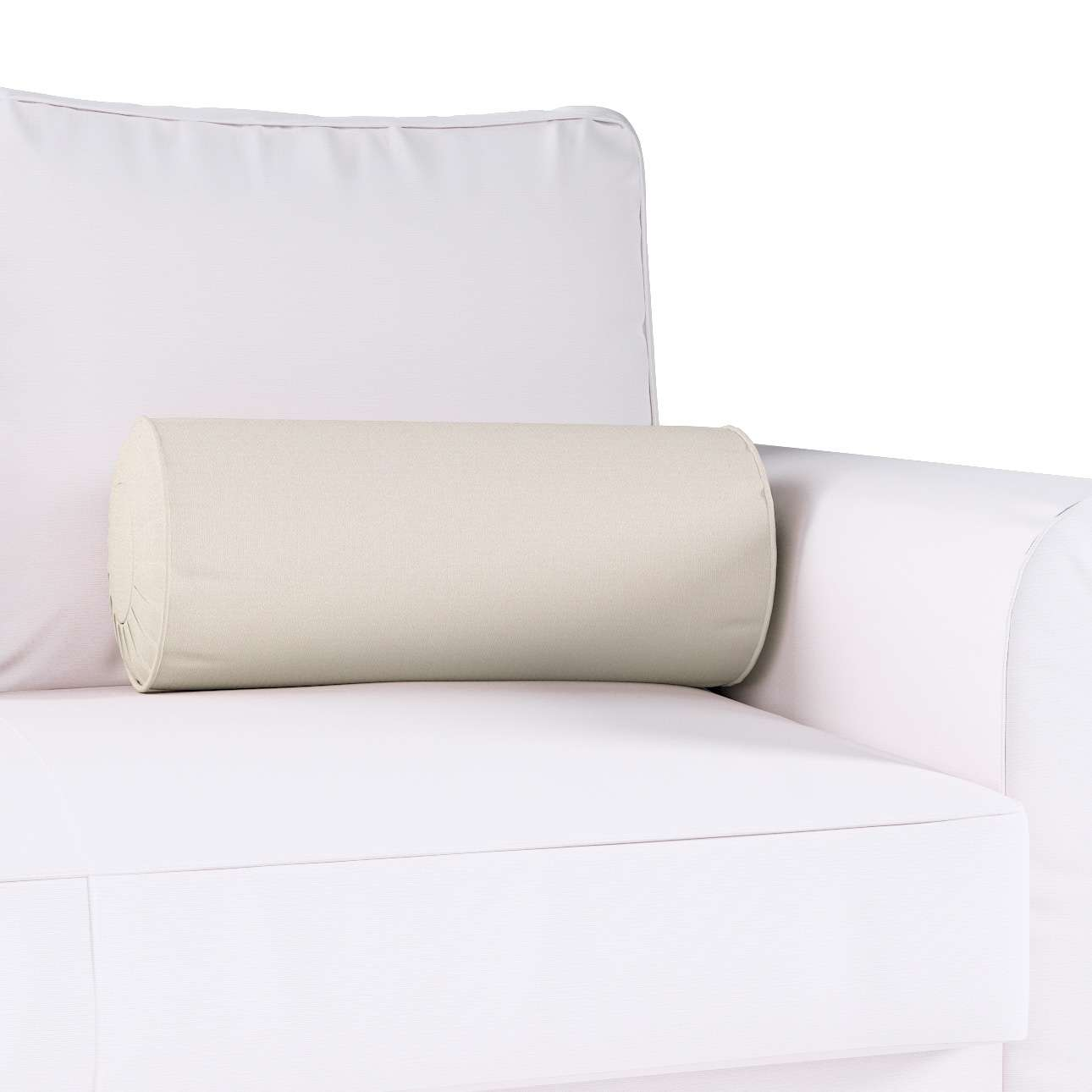 Nackenrolle mit Falten von der Kollektion Cotton Panama, Stoff: 702-31