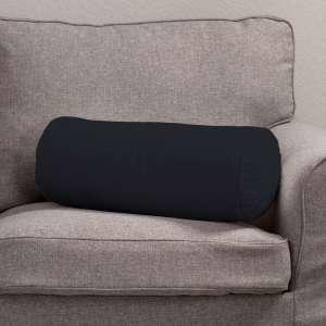 Ritinio formos  pagalvėlės užvalkalas su klostėmis Ø 20 x 50 cm kolekcijoje Jupiter, audinys: 127-99