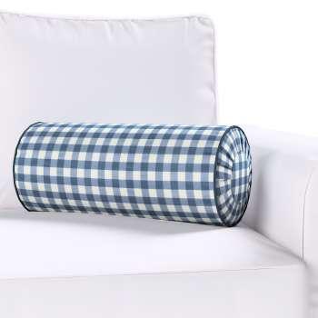 Ritinio formos  pagalvėlė su klostėmis kolekcijoje Quadro, audinys: 136-01